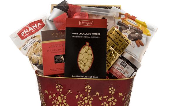 Pellatt Cornucopia Gift Baskets