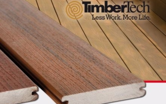 Timbertech Decking Railing By The Home Depot In Fort Wayne In