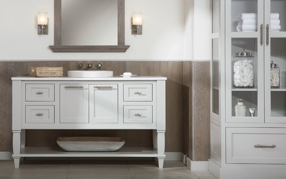 Create An Entire Collection Of Coordinated Bath Cabinetry With Dura  Supremeu0027s New Bath Furniture Program. With Six Unique Styles To Choose  From, ...