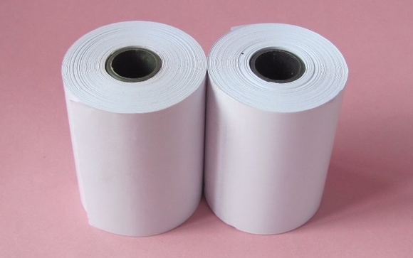 Thermal paper roll by Panda Paper Roll Company in New York