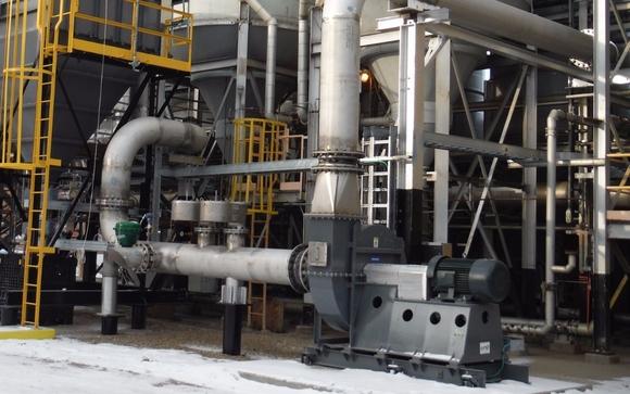 Industrial Air Handling Exhaust Fan by AirPro Fan & Blower
