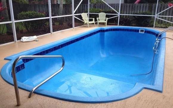 AquaGuard 5000 Swimming Pool Epoxy Coating by Aquatic Technologies ...