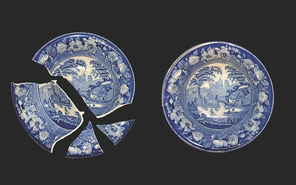 Restoration of porcelain and ceramics by Brown Mountain Art