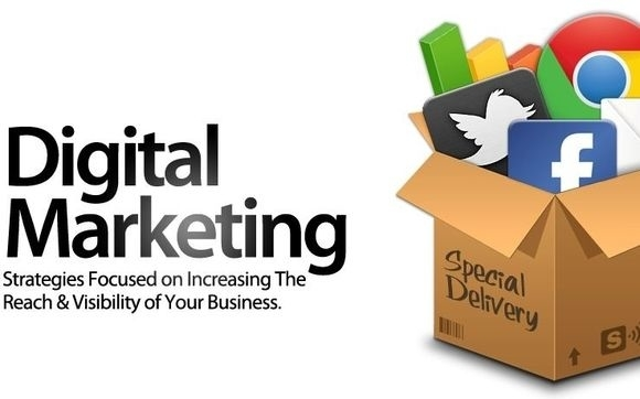 Digital Marketing, Full Service Web Design & Social Media by