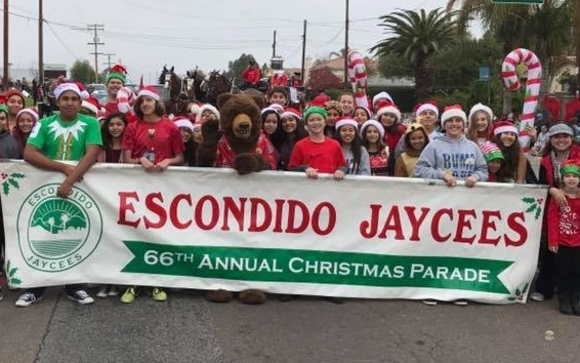 Escondido Christmas Parade 2019 Escondido Jaycees Annual Christmas Parade by Escondido Jaycees in