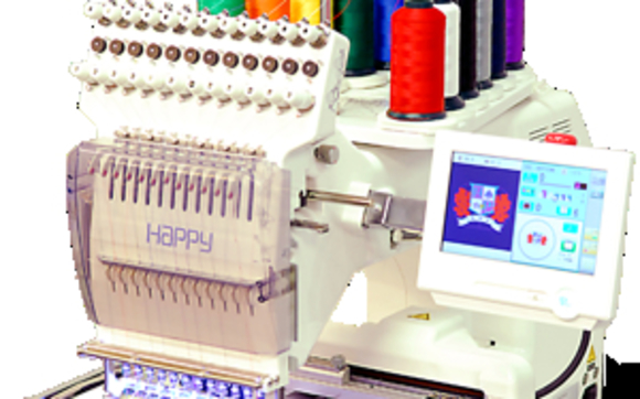 Used Embroidery Machines For Sale >> Embroidery Machine Sales And Service By Dr Dtg Emb In Fullerton