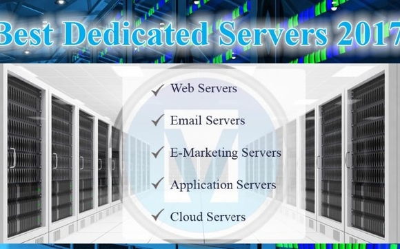 Best Dedicated Server Hosting 2017 - 100% Fast and Cheap