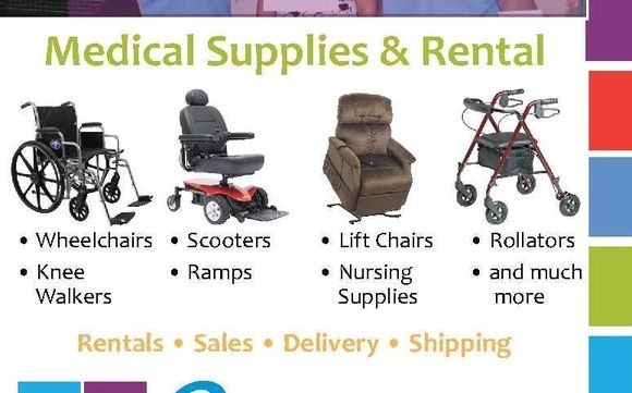 Medical Equipment Rentals in Houston TX by E Care Medical Supplies