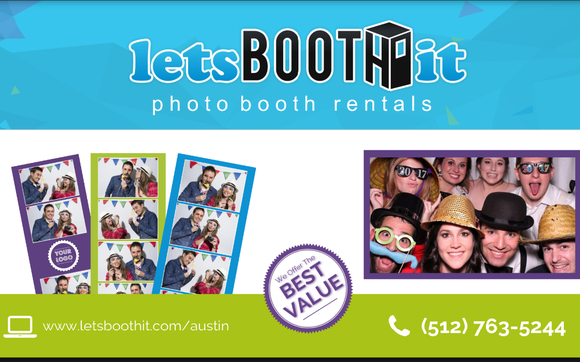 LBI Photo Booth Rental by Lets Booth It, LLC in Austin, TX - Alignable