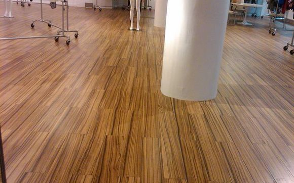 Natural African Walnut Vintage Couture Engineered Hardwood