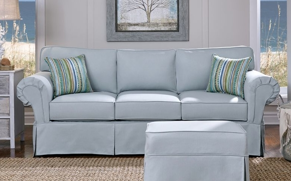 Sofa To Fit Through Narrow Door Baci Living Room