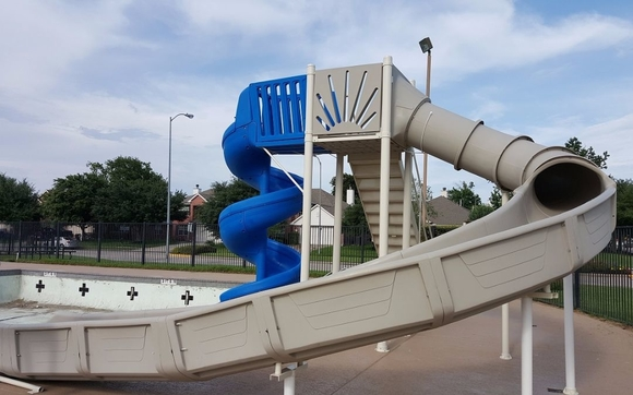 Residential & Commercial Swimming Pool Slides by swimmingpoolslides ...