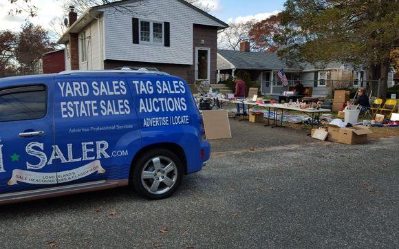 LIsaler com - Advertise Yard Sales, Tag Sales, Estate Sales