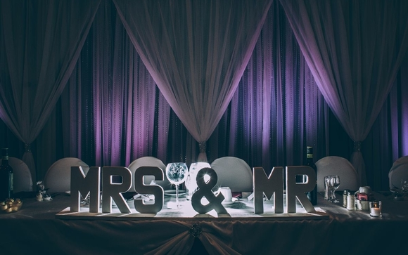 Wedding Decor By Unmistakably You Boutique Wedding Coordination In