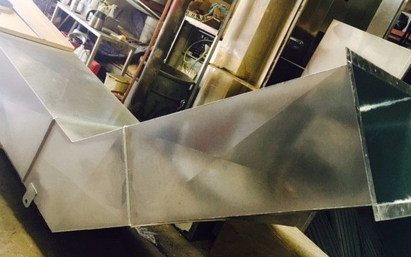 Custom Stainless Steel Fabrication by A-1 Restaurant Supply