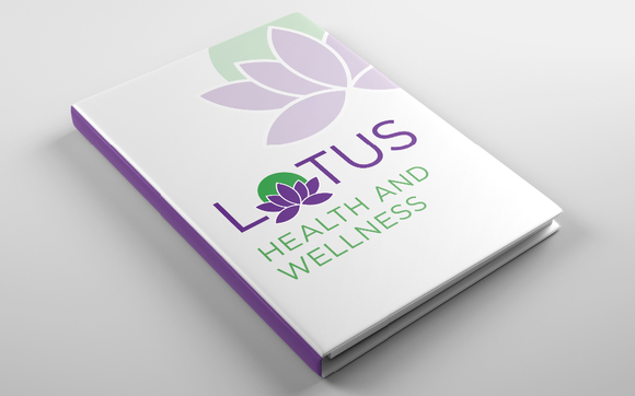 Lotus Health and Wellness Logo by Worksight - Graphic Design NYC in