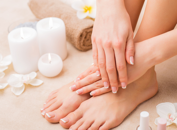 Mobile Salon Quality Services by The Traveling Pedicurist in Raleigh