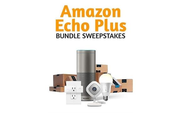 Free Enter to Win Sweepstakes: Amazon Echo Smart Home Sweepstakes