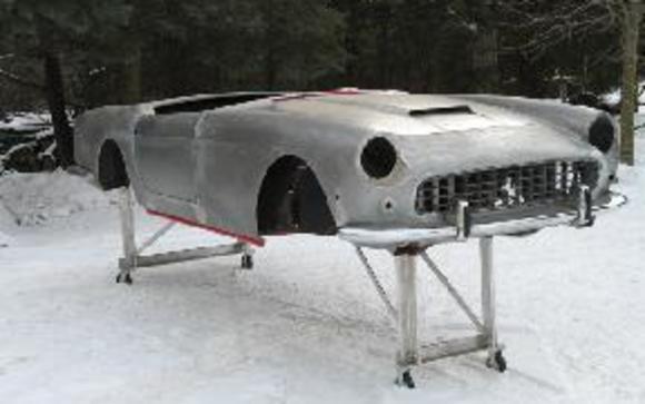 Sheet Metal Shaping Coach Building Fabrication Rust