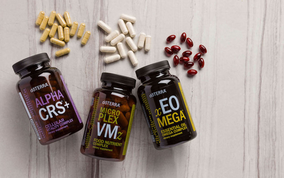 Doterra Lifelong Vitality Pack By Doterra Wellness Advocate In