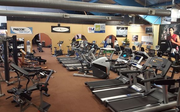 Home and commercial fitness equipment by G&G Fitness