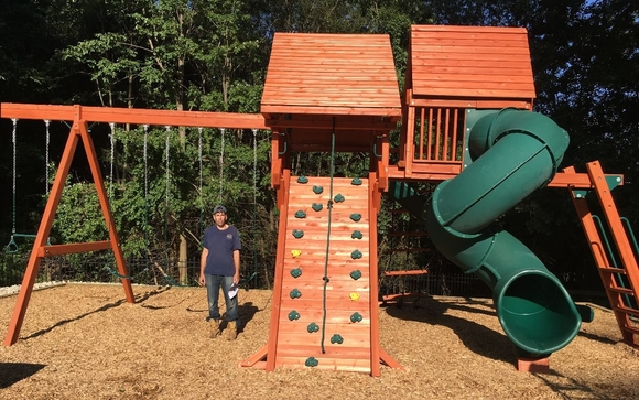 We Work With Each Family To Create A Custom Playset Our Cedar Playsets Are Modular Customizable Heavy Duty Commercial Grade Play Systems Designed For