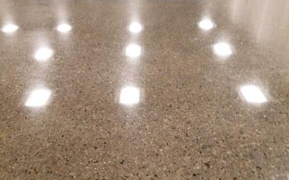 Concrete Polishing by Eastern Concrete Polishing in Rutland