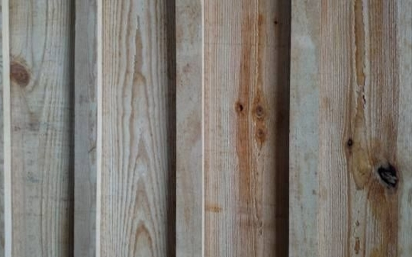 Rough Cut Board & Batten by Southern Wood Specialties in