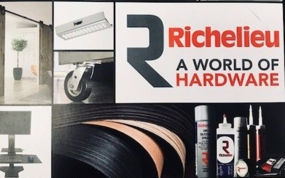 Awe Inspiring A World Of Hardware By Richelieu America Ltd In Long Island Download Free Architecture Designs Scobabritishbridgeorg
