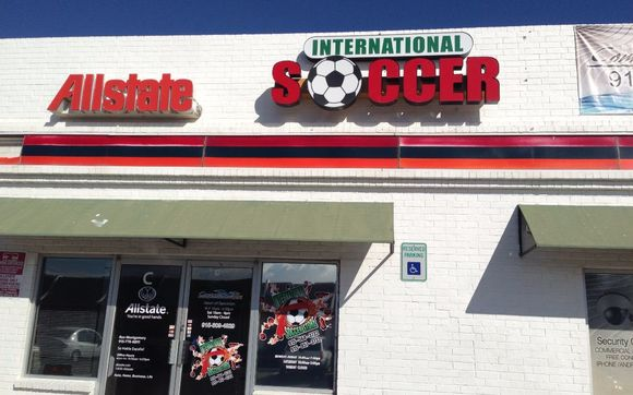 171c4817d Soccer speciatly store by International Soccer Store in El Paso