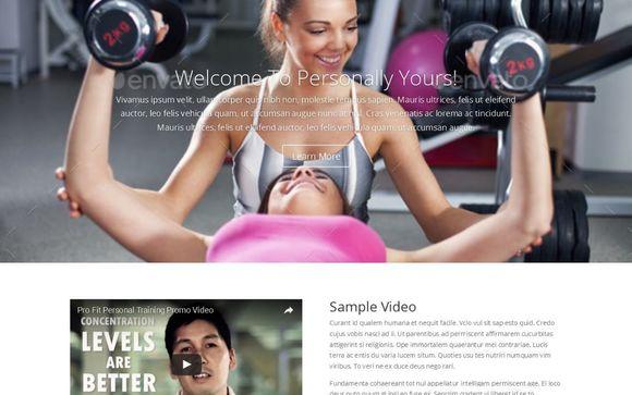 Custom Wordpress Websites by BeneVic Web Design in