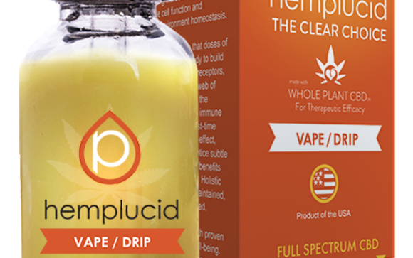 Hemplucid Vape / Drip by Hemplucid in Orem, UT - Alignable