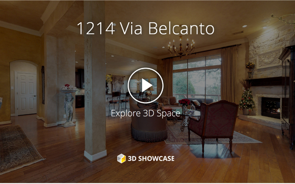 Matterport 3D Virtual Tour by San Antonio Real Estate Photography in