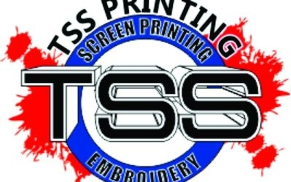 Screen Printing, Embroidery, Digital Printing by TSS
