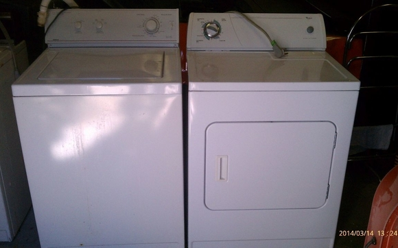 Laundry appliance repair by Quality First Appliance Services