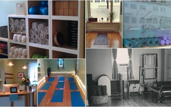 Yoga Pilates Studio By The Zen Den Inc In Hamilton Area Alignable