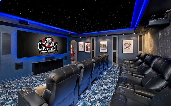 Caveman Home Theaters Provides Turn Key Services For Our Clients Including Project Design Product Specification Custom Installation And Service After The