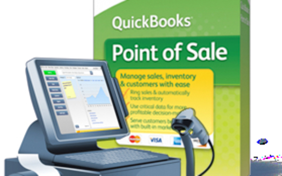 QuickBooks Point of Sale v18 by Complete Business Group in