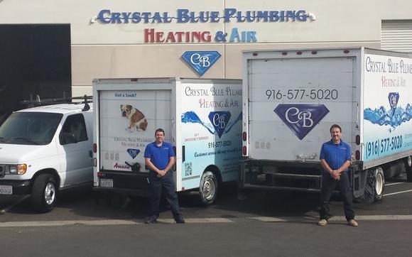 Hiring Now By Crystal Blue Plumbing Heating Air In Loomis Ca