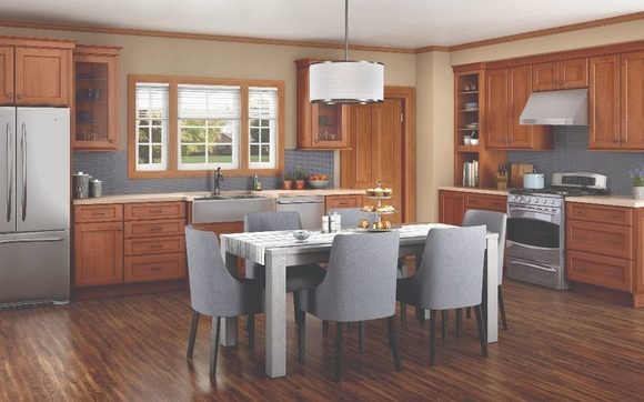 Merillat Cabinetry Started In 1946 With Orville And Ruth Merillat. It Began  With Orville Making Cabinets By Hand, And Through Decades Of Innovation,  Growth, ...