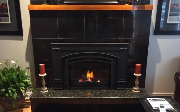 Fireplace Installations By Wolverine Heating Fireplace In Port Hope