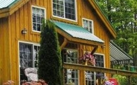 Custom Green Rustic Barn Home Design By B L Professional Contract