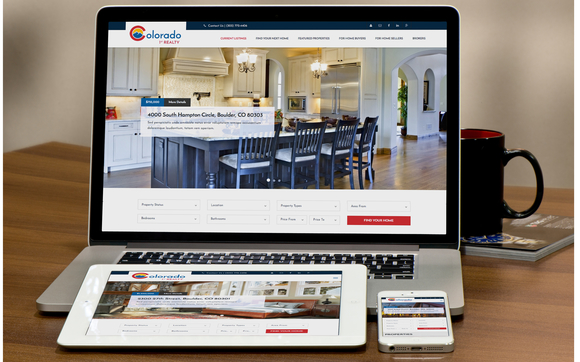 Web Design and Development Services by Pixel Brew in Longmont, CO