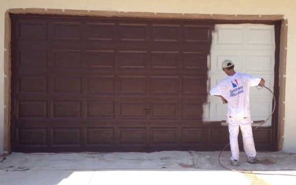 Bon Replace A Door Or A Garage Door And Need It Painted Or Stained To Match?  Call Country Boys Painting. We Are Experts In Staining/ Painting Of Doors  And Are ...