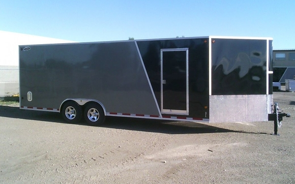 Trailer Manufacturing by CJay Trailers Inc  in Moose Jaw, SK