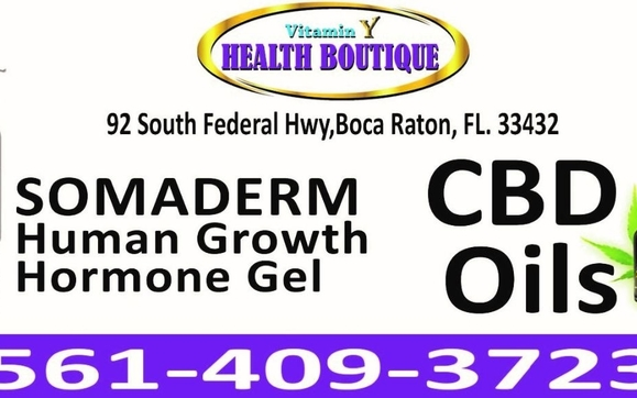 VitaminY Health Boutique of Boca Raton offers the finest