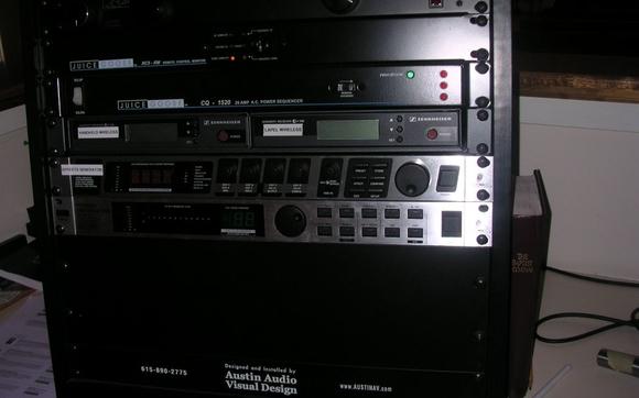 All AV needs by Austin Audio Visual Design in Murfreesboro