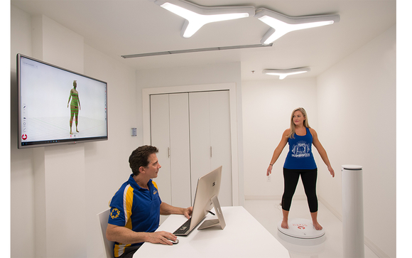 Trainerspace 3D Infrared Body Scanning by Trainerspace in Boca Raton