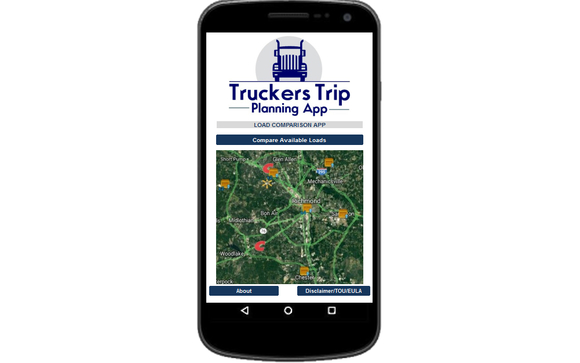 Load Comparison Trucking Profit And Loss Spreadsheet App By