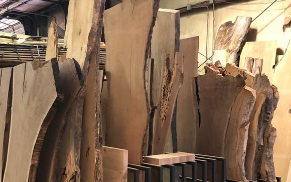Artisan Wood Slabs by Eutree Inc  in Villa Rica, GA - Alignable